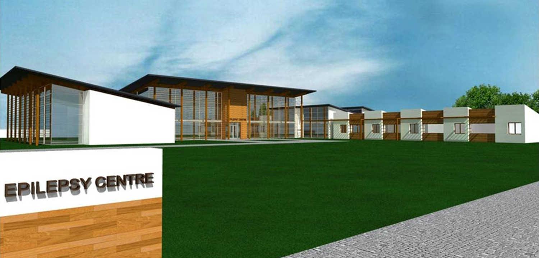 epilepsy care centre architects impression