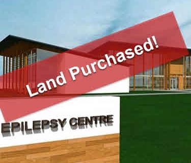 epilepsy care Ireland land purchased