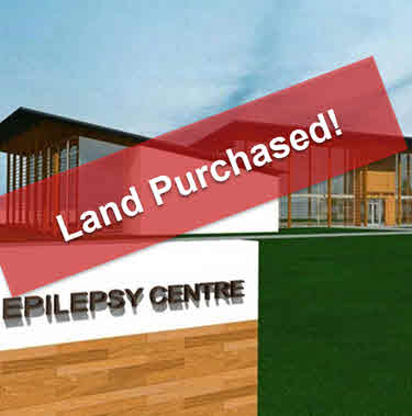 epilepsy care Ireland land purchased